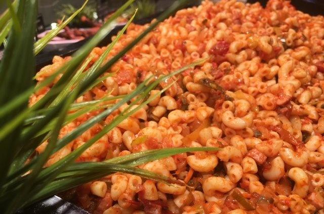 Macaroni - in Verse kant- en -klaar maaltijden