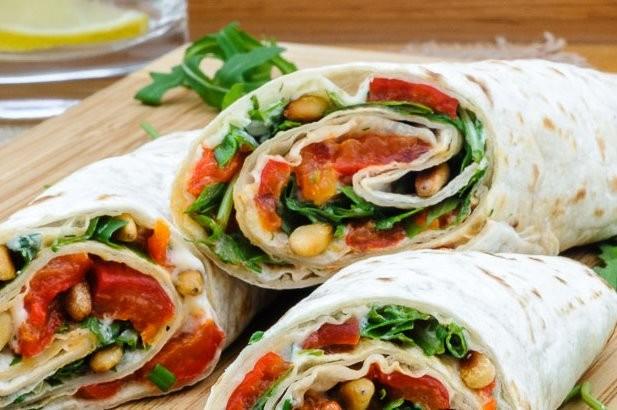 Wrap Vega - in Vegetarisch & vega