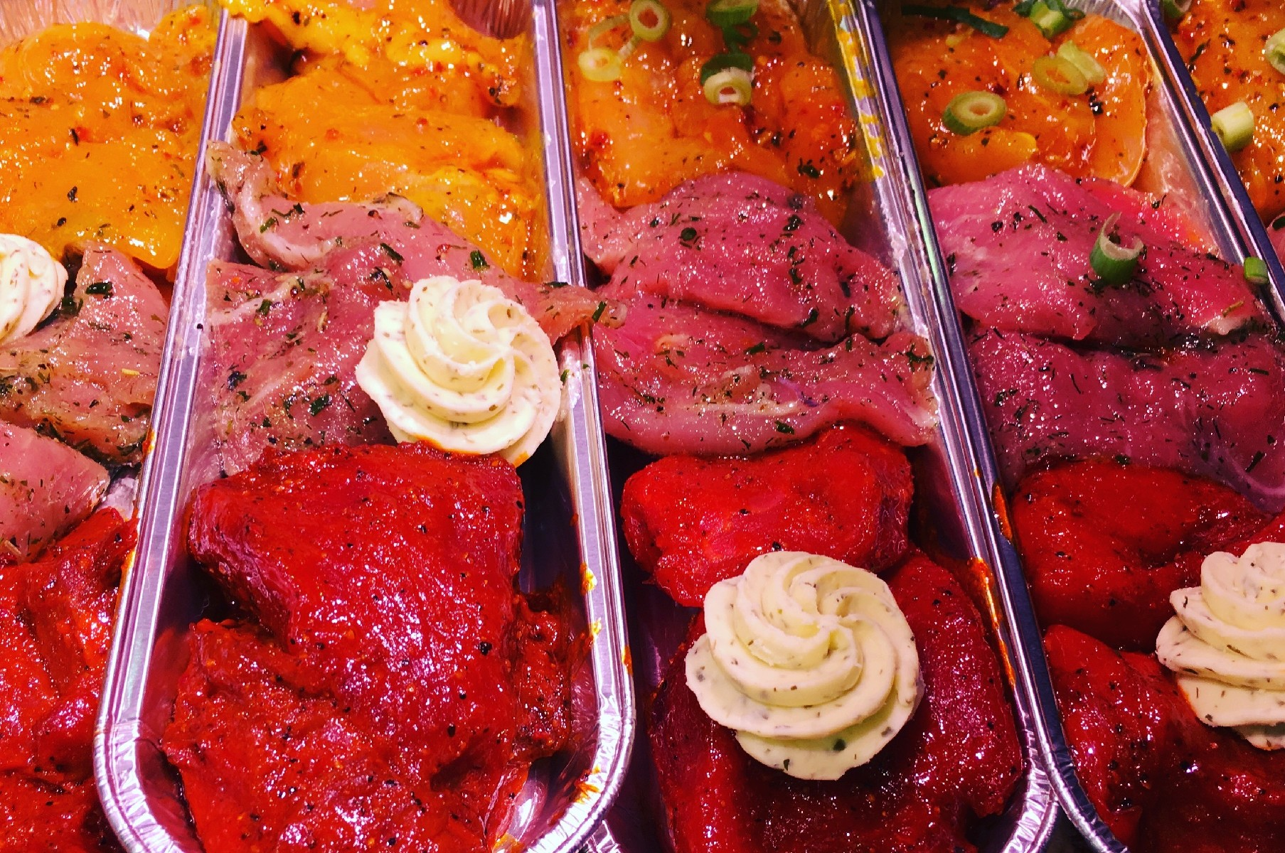 Mixed Grill (2 pers)