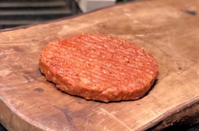 'Vega' Grill burger - in Vegetarisch & vega