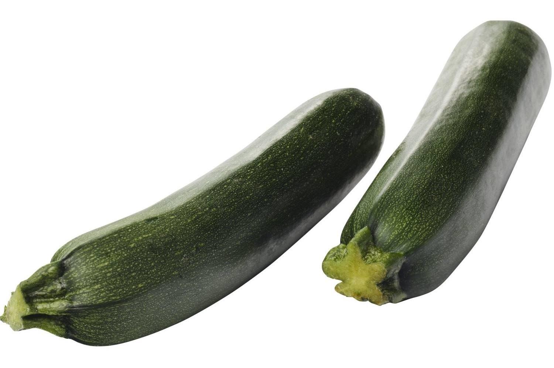 Courgette groen - in Groente