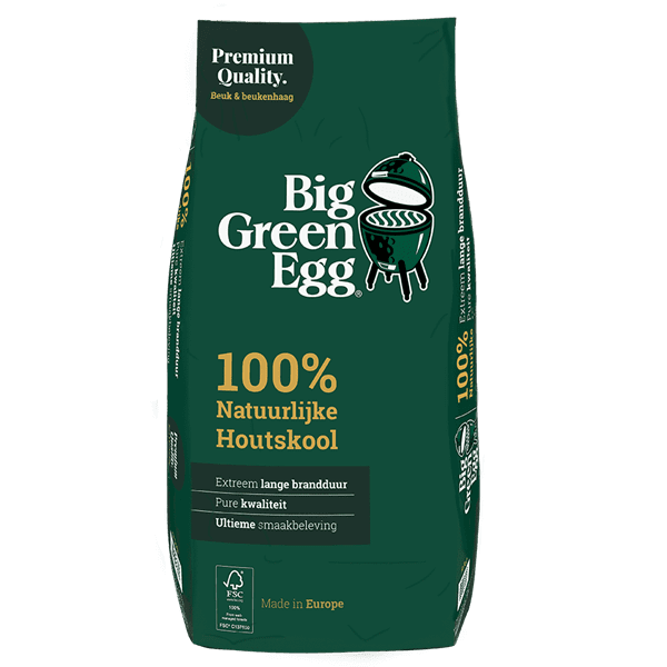 BGE Organic Charcoal 4.5 kg